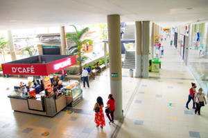 AI-enabled Dahua Smart Retail Solution at Palmetto Plaza Shopping Mall