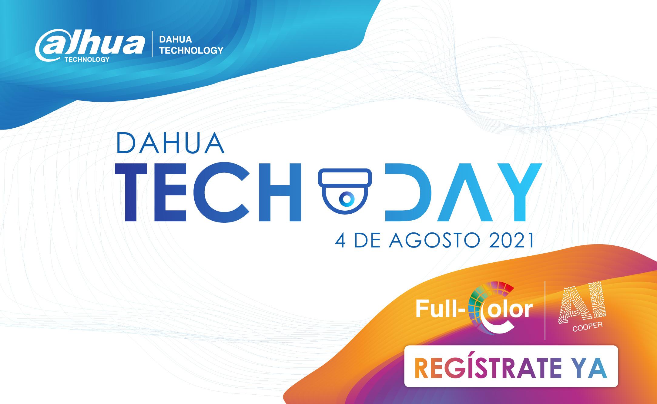 Dahua TechDay