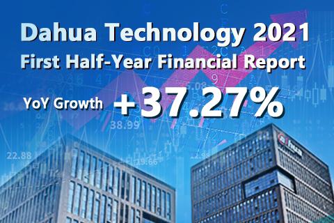 Dahua Technology Announces 2021 First Half-year Financial Report