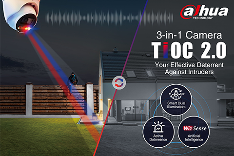 TiOC 2.0: Customizable Security Alarm System Made Possible
