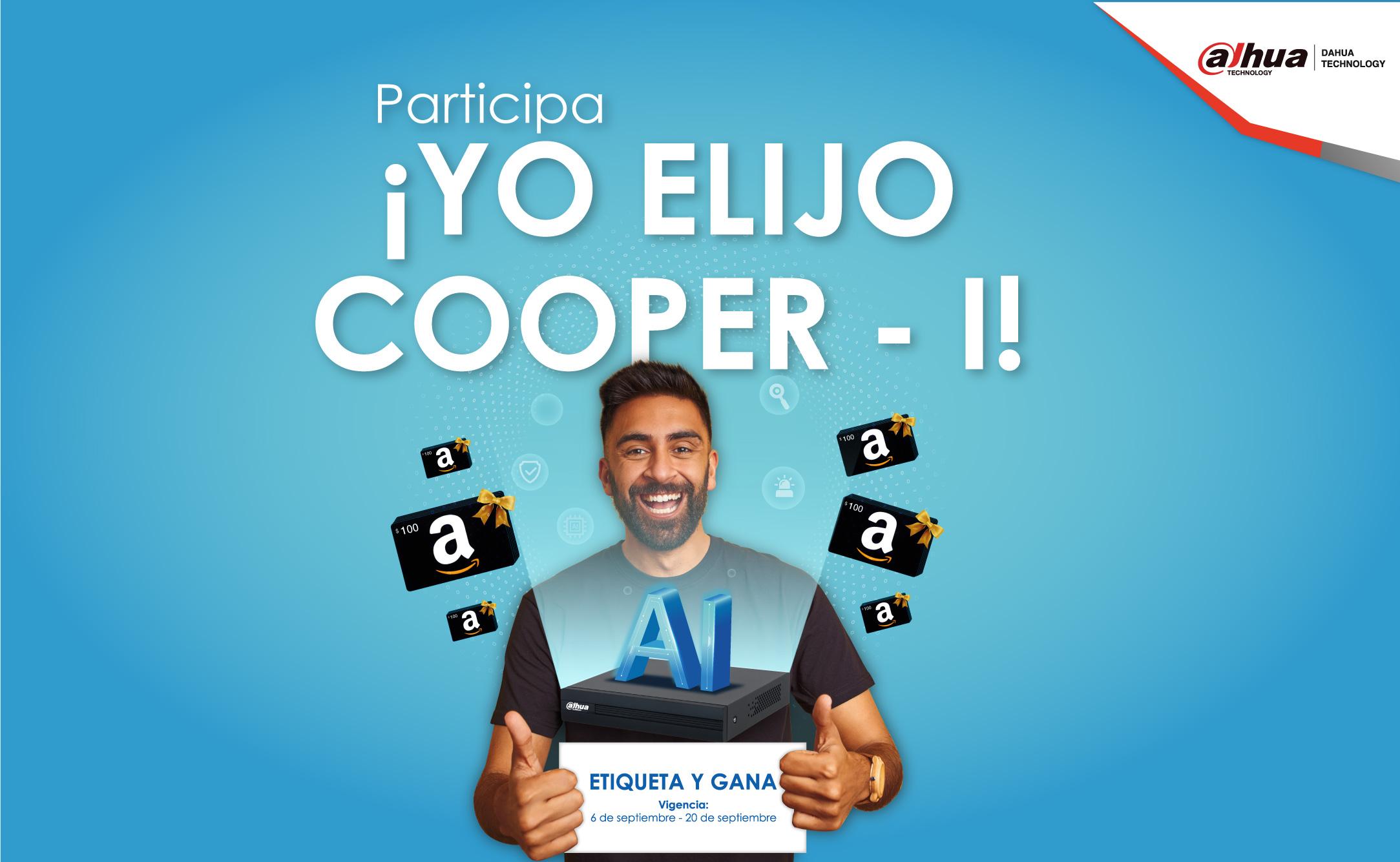 Giveaway Cooper-I
