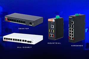 Switch PoE 2.0 Dahua: più Potenza, più Portata, più Protezione