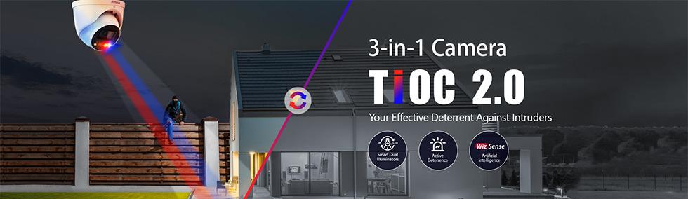 TiOC 2.0: sistema de alarma de seguridad personalizable
