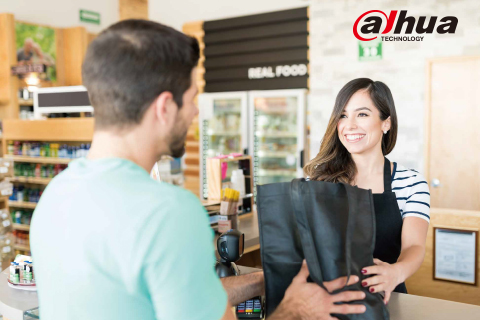 Protect Your Property With Dahua Smart Retail Loss Prevention Solution