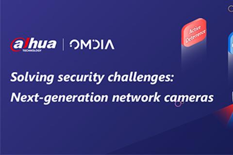 Dahua Sponsors Omdia Webinars on Next Generation Network Cameras