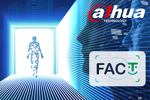 Dahua Technology Releases FACT series Face Recognition Access Control Terminal