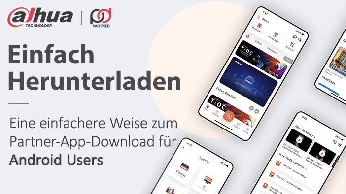 Easy Download: DH Partner App einfacher herunterladen und aktualisieren